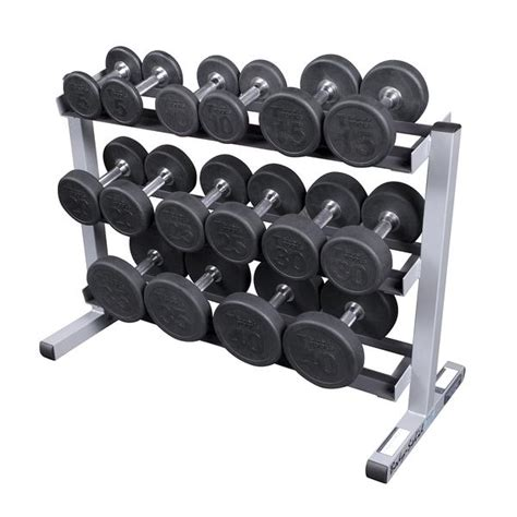 body solid  tier dumbbell rack gdr body solid europe
