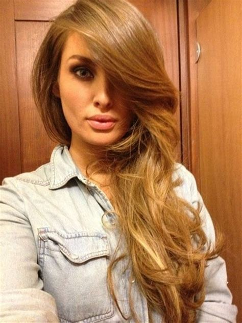 Light Brownish Hair Color by Light Caramel Brown Caramel With A Few