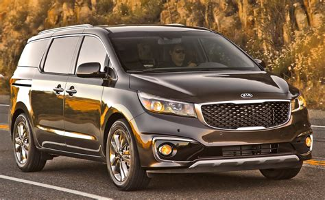 kia sedona review cargurus