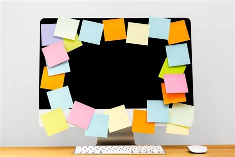 post it bureau pc 4 free evernote alternatives to organize your