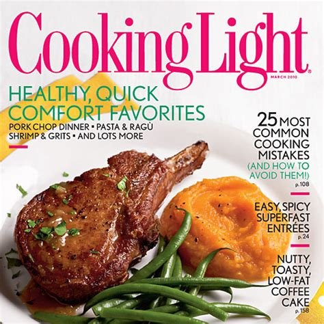 cuisine light cooking light march 2010 recipe index cooking light