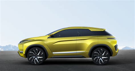 Mitsubishi Photo by Mitsubishi Previews Their Fully Electric Suv With