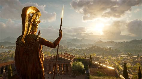 Assassin's Creed Odyssey Is A Melting Pot Of My Favorite