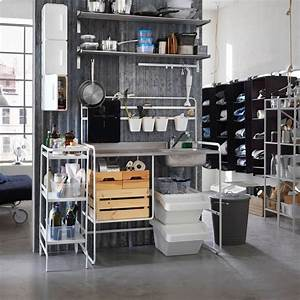Style Industriel Ikea : style industriel r ussir son style factory marie claire ~ Teatrodelosmanantiales.com Idées de Décoration