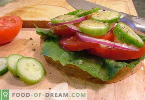 Tomātu sviestmaizes ir labākās receptes. Kā ātri un ...