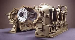 Crankcase Precision Machined