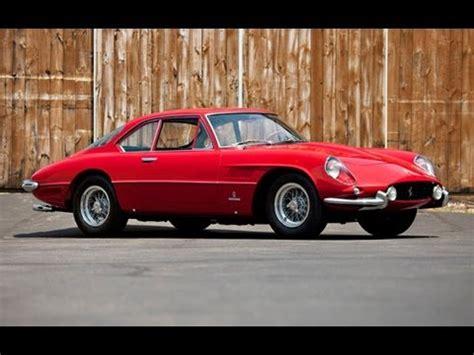 This is a 1962 ferrari 400 superamerica, s/n 3309sa. 1962 Ferrari 400 Superamerica Coupe Aerodinamico $2,365,000 ! - YouTube