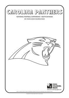 30+ Best NFL Teams Logos Coloring Pages images