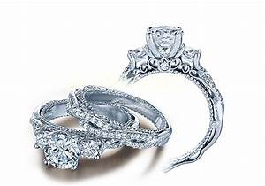 Verragio engagement rings the venetian collection 17 for Wedding rings by verragio