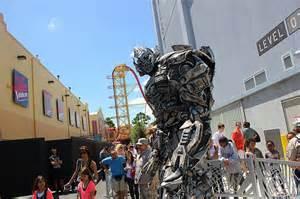 Transformers Ride Universal Studios Florida