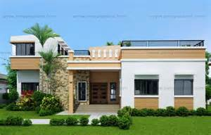 Of Images Modern Story House Designs by 10 Bungalow Single Story Modern House With Floor Plans