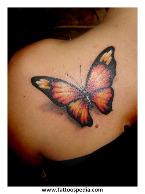 butterfly tattoo   meaning tattoo collection