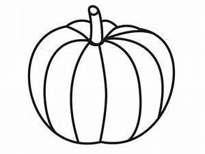 Pumpkin black and white pumpkin clipart black and white ...