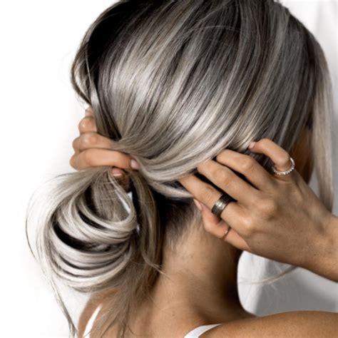 Pinterest Bellaxlovee ☾ Hair Silver Hair Hair