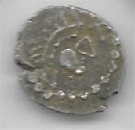 1 Sceatta 680-710, Early Anglo-Saxon Period (600-775 ...