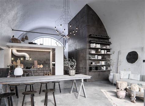 Rustic Industrial Interior Design Exles by Two Exles Of Industrial Modern Rustic Interior Design