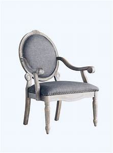 Smaller, Grey, Chair, For, Reading, Nook