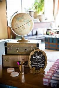 guest book alternatives for weddings 13 awesome travel themed wedding ideas weddingsonline ae