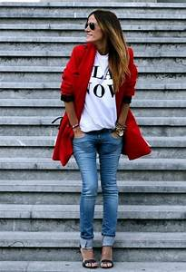 Cute Romantic Valentines Outfit Ideas - All For Fashions - fashion beauty diy crafts ...