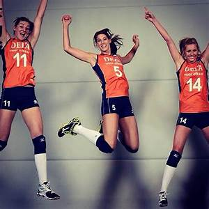 Hottest Photos Of The Netherlands Women's Volleyball Team