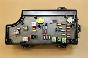 07 Jeep Patriot Compass Caliber Fuse Box Integrated Power