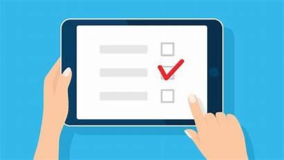Survey Questions Tablet Checklist Mobile Ask Ml