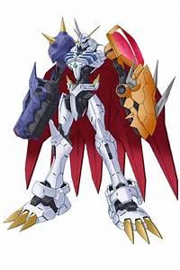 Digimon vs Poke... Omnimon Quotes