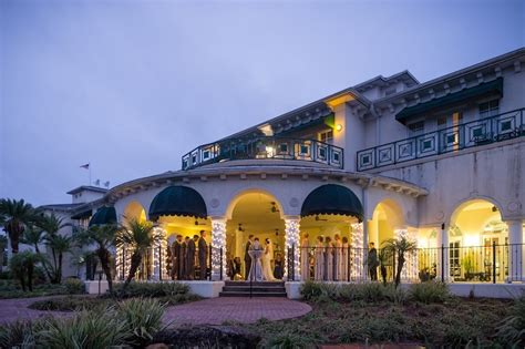 Elegant Rustic Golf Course Wedding Tampa Palms Golf and