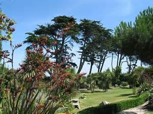 Botanischer Garten Roscoff by Bretagne Insel Batz