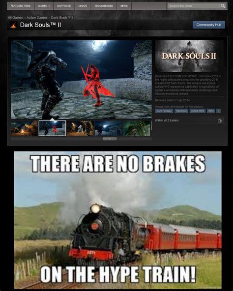 Dark Souls 2 Meme - dark souls 2 will be available on steam 25 april 2014 dark souls know your meme