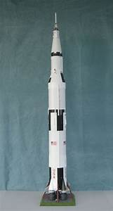 Revell Apollo Saturn V Rocket (page 2) - Pics about space