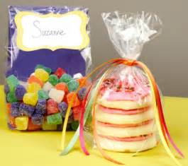 small favor bags easy gift wrapping with cellophane bags paper source