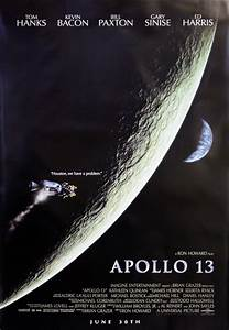 Apollo 13 Poster - Pics about space