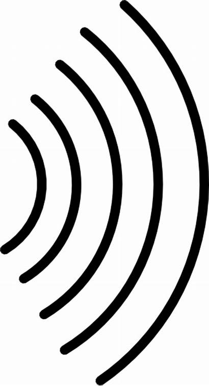 Signal Wave Clip Clipart Transmission Vector Radio