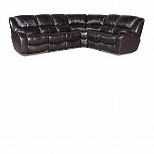 The dump furniture tannery closeout leather sectional for Leather sectional sofa the dump
