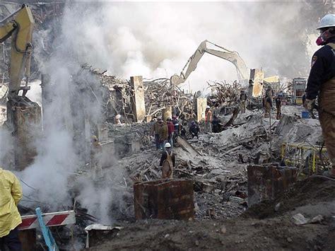 9 11 Research Ground Zero Excavation