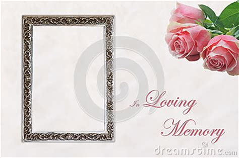 funeral eulogy card royalty  stock photography image