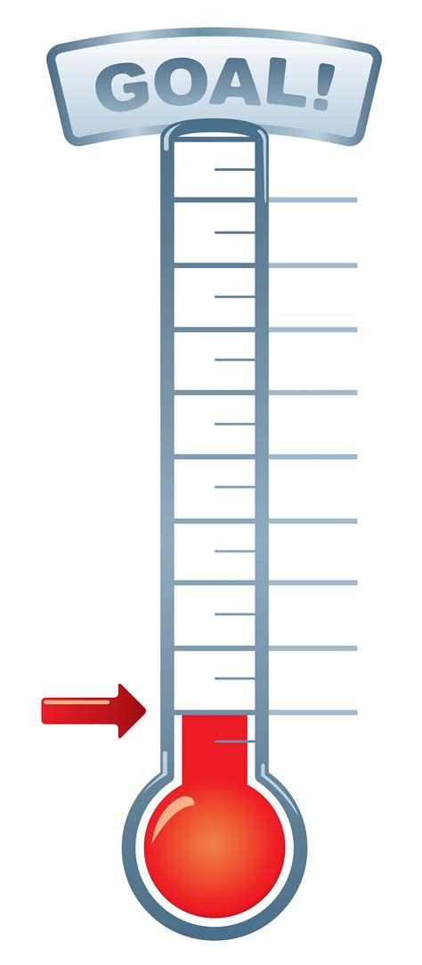 thermometer template  clipartioncom