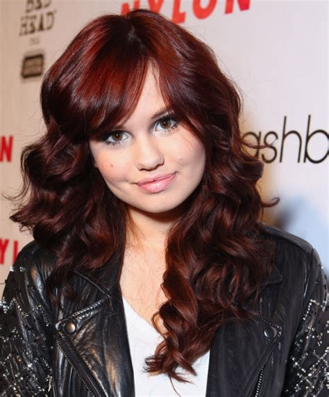 Photos Red Hair Color Trends In 2012