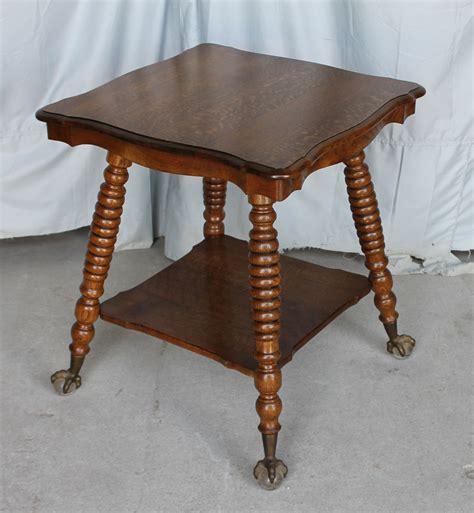 antique glass table ls bargain john 39 s antiques blog archive antique oak l