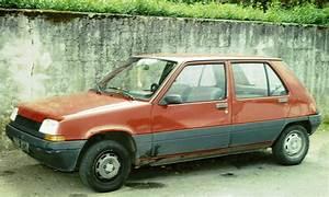 Renault Super 5 Five : renault 5 ~ Medecine-chirurgie-esthetiques.com Avis de Voitures
