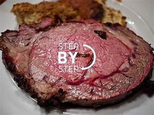 How to Cook the Perfect Standing/Prime Rib Roast Beef