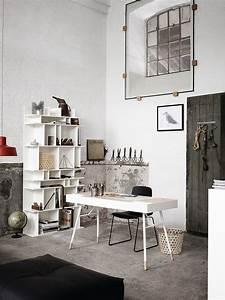 Home Office : 27 ingenious industrial home offices with modern flair ~ Watch28wear.com Haus und Dekorationen