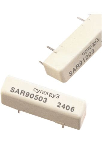Sar Cynergy Vdc High Voltage Reed Relay