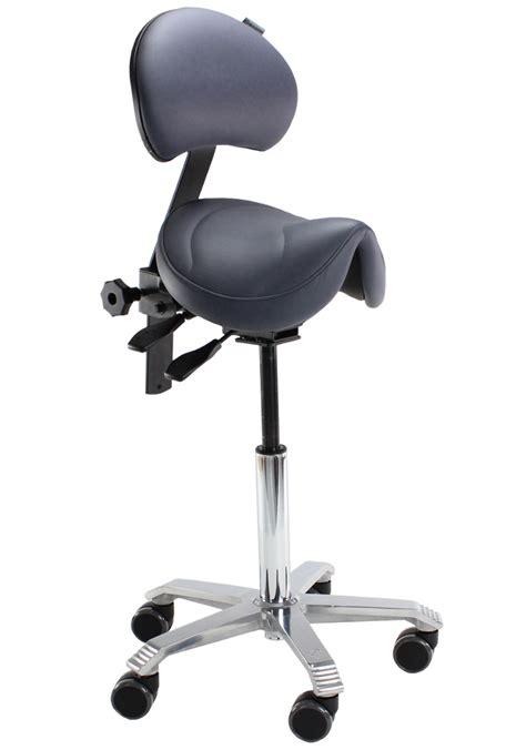 fauteuil de bureau dossier inclinable siège assis debout amazone azergo