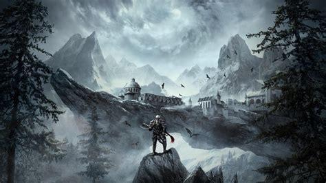 Eso Explores The Dark Heart Of Skyrim In First Trailer