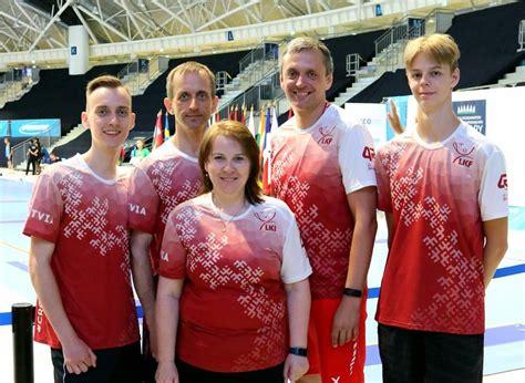 Artūrs Dzirkalis izcīna bronzu Pasaules krosmintona čempionātā