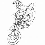 Motocross Coloriage Dessin Moto Cross Coloring Imprimer Pilote Books Casque Transportation Votre Excellent Transport Chad Reed Archivioclerici Gratuit Motos Printable sketch template
