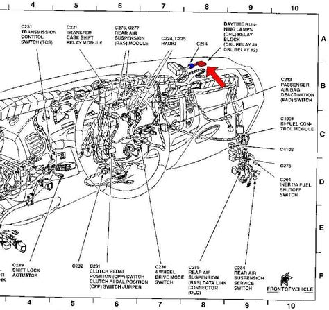 1977 Ford F150 Fuse Box Diagram by Ford F 150 Wiring Diagram Ford Wiring Diagram Images