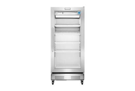 frigidaire commercial  cu ft food service grade glass door merchandiser refrigerator